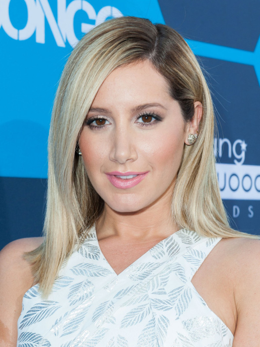 Ashley Tisdale, Young Hollywood Awards, 2014
