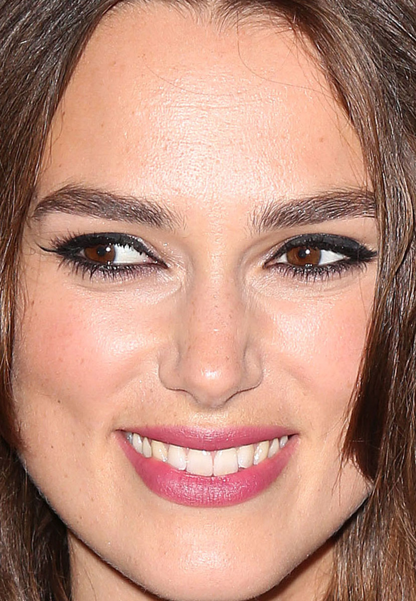 Keira Knightley, The Imitation Game premiere, 2014