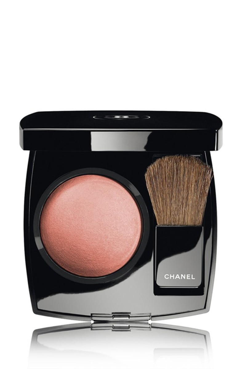 Chanel Joues Contraste Powder Blush in Rose Bronze