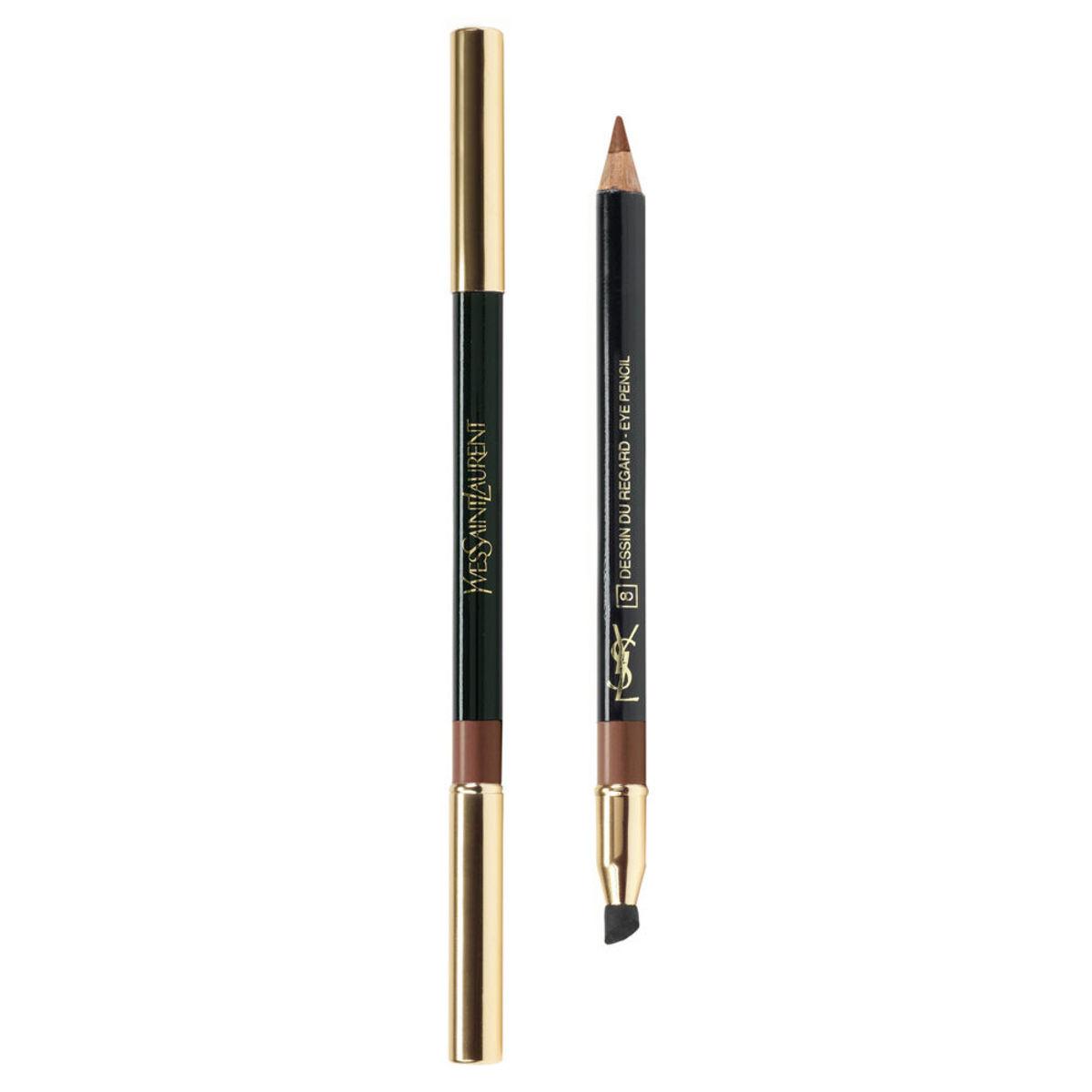 Yves Saint Laurent Dessin du Regard Waterproof Eye Pencil in Amber Brown