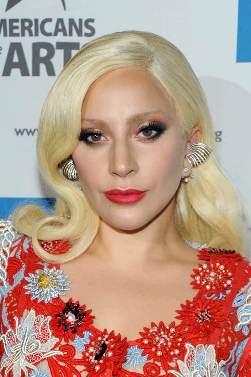 Lady Gaga, National Arts Awards 2015