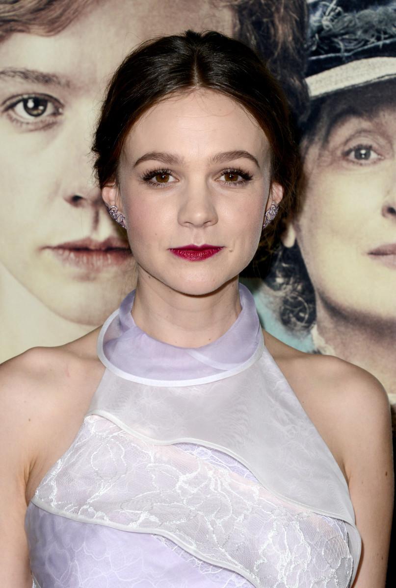 Carey Mulligan, Suffragette LA premiere, 2015