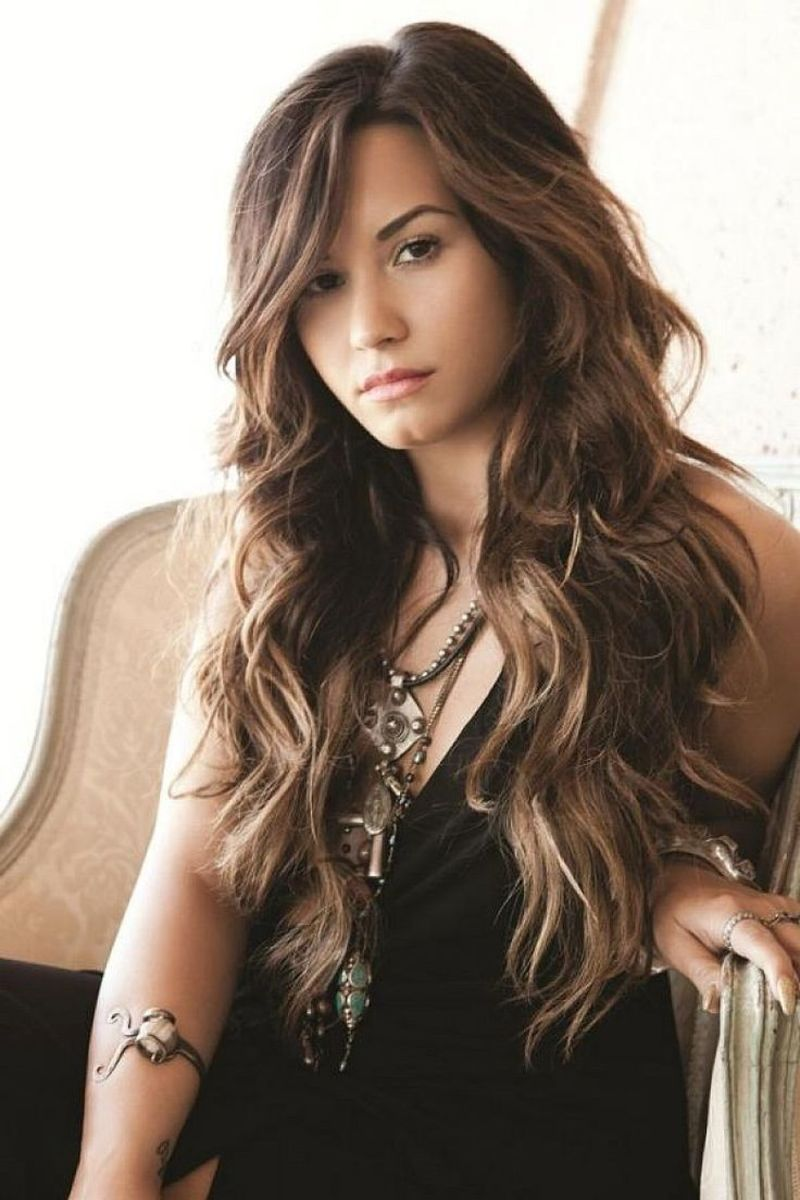 Hair Styles For Long Wavy Hair Prepossessing The Best Long Hairstyles For  Natural Waves Beautyeditor