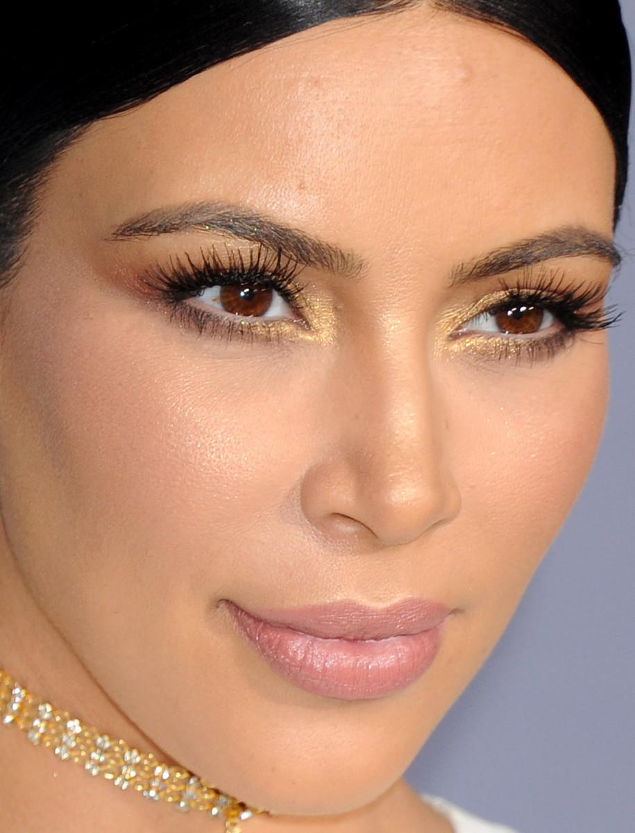 Kim Kardashian, InStyle Awards 2015