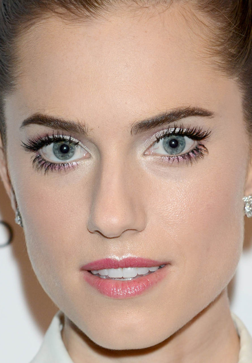 Allison Williams, A Diamond is Forever celebration, 2015