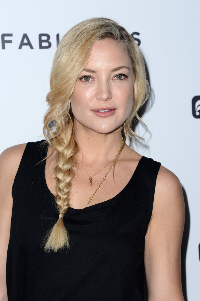 Kate Hudson, Fabletics charity event, 2015