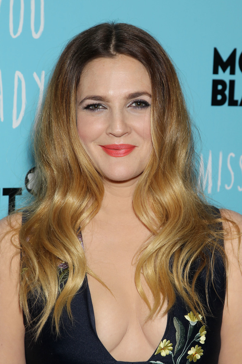 Drew Barrymore, Miss You Already screening, 2015