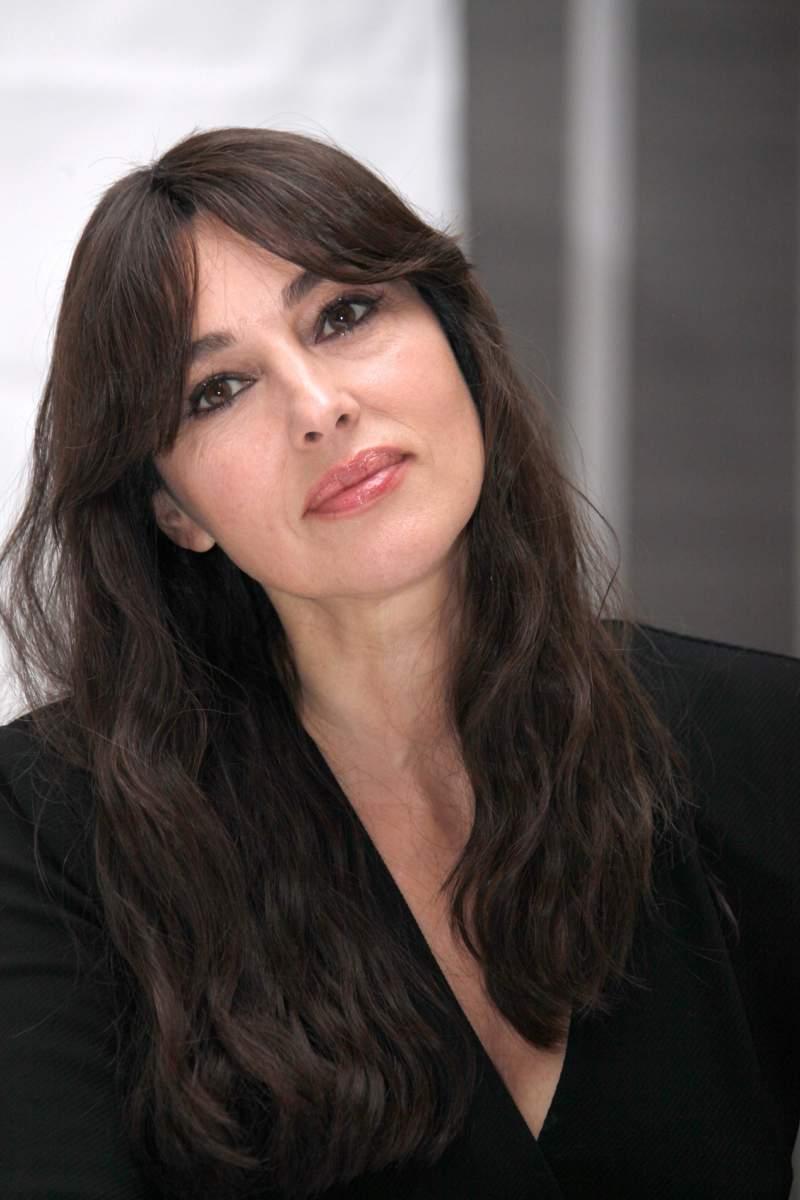 Monica Bellucci, Spectre Mexico City press conference, 2015
