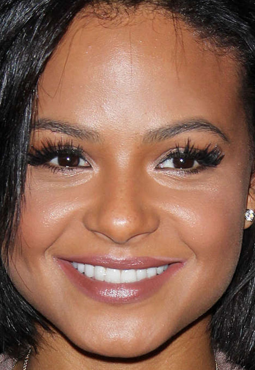 Christina Milian, Star Magazine Scene Stealers party, 2015