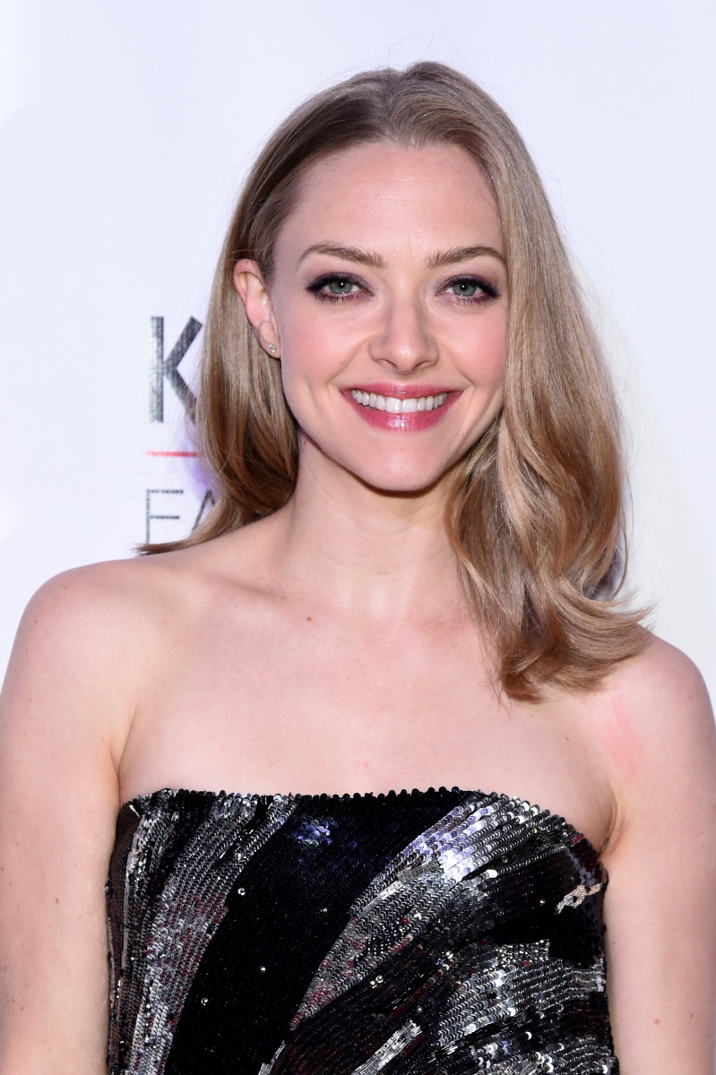 Amanda Seyfried, K.I.D.S. Fashion Delivers Gala, 2015
