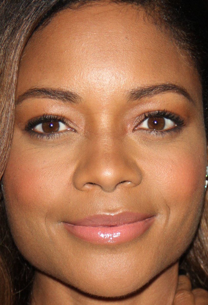 Naomie Harris, Spectre New York screening, 2015
