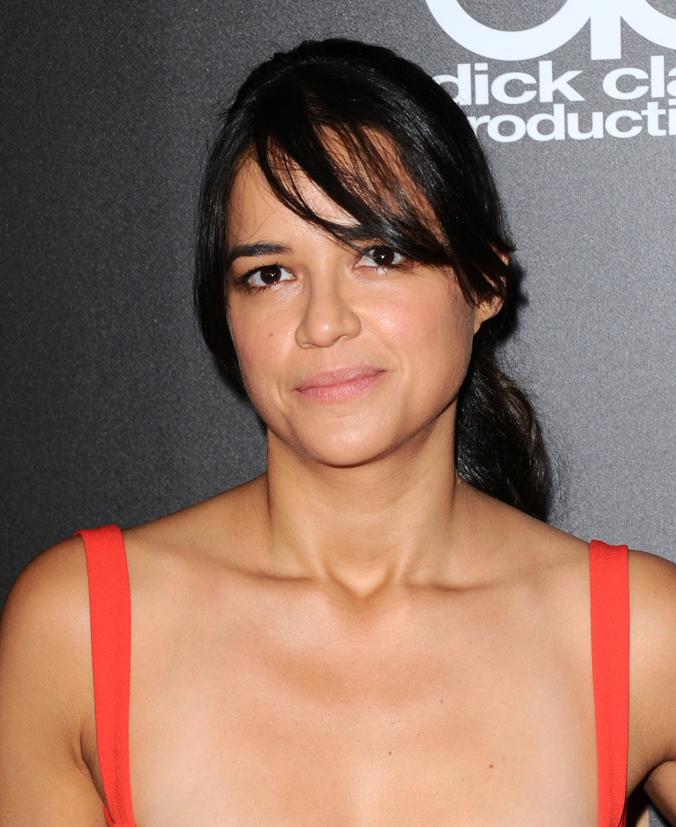 Michelle Rodriguez, Hollywood Film Awards 2015