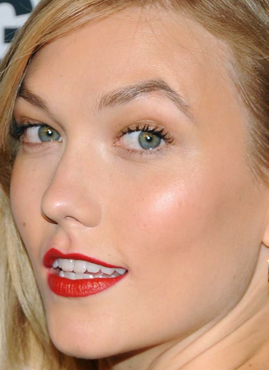 Karlie Kloss, Glamour Women of the Year Awards 2015