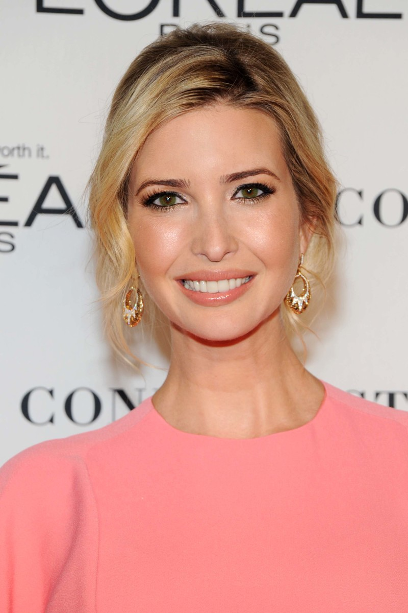 Ivanka Trump, Glamour Women of the Year Awards 2015