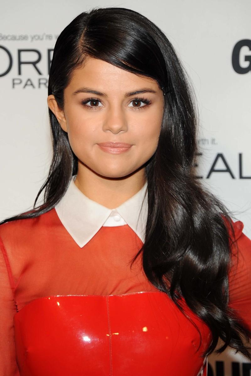 Selena Gomez, Glamour Women of the Year Awards 2015