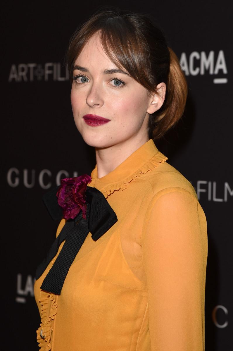 Dakota Johnson, LACMA Art and Film Gala 2015