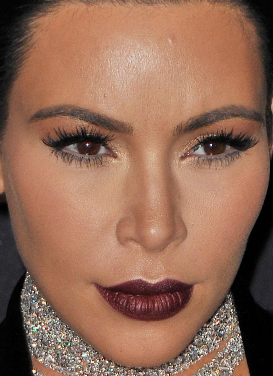 Kim Kardashian, LACMA Art and Film Gala 2015