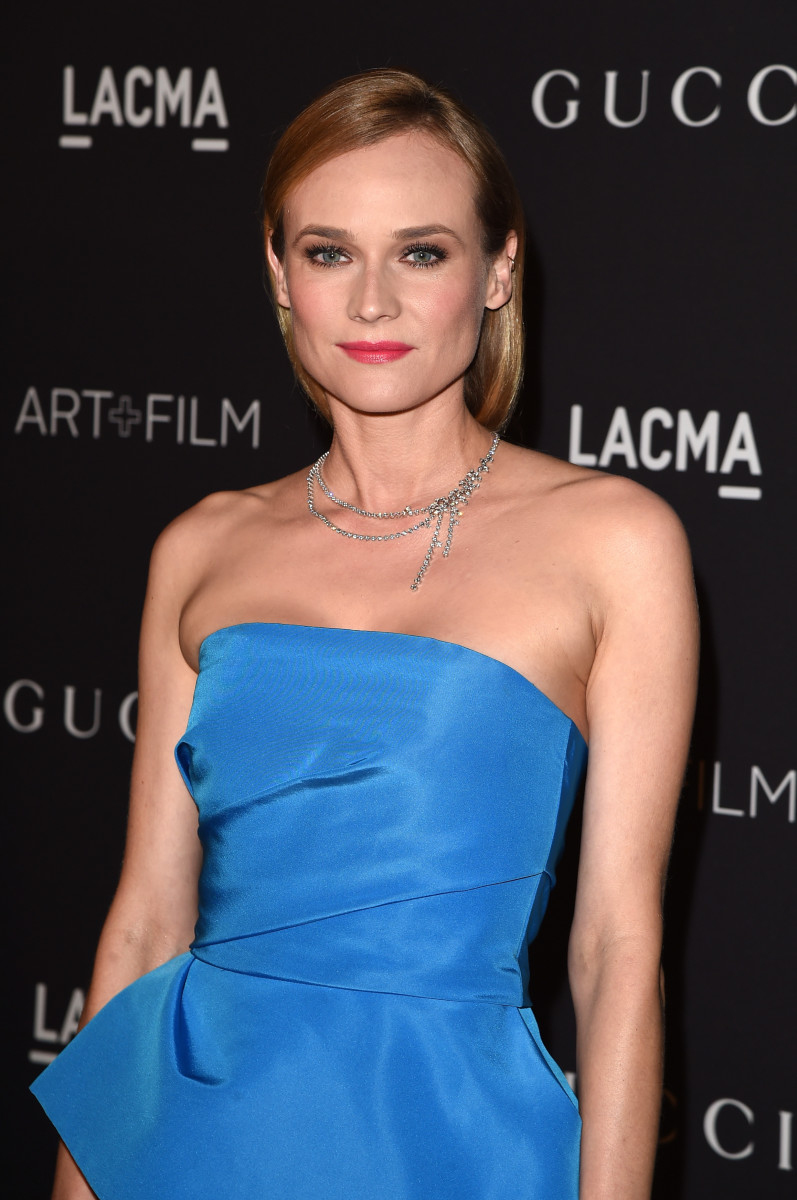 Diane Kruger, LACMA Art and Film Gala 2015