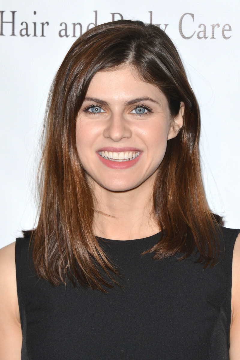 Alexandra Daddario, Night of Generosity Gala 2015