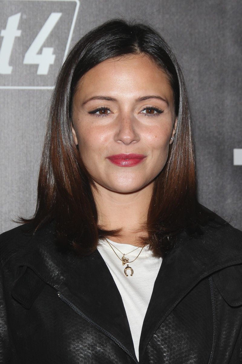 Italia Ricci, Fallout 4 Video Game launch, 2015