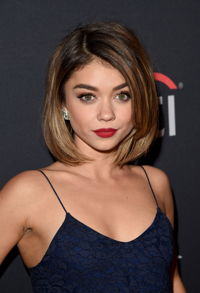 Sarah Hyland, The Grove Christmas with Seth MacFarlane, 2015
