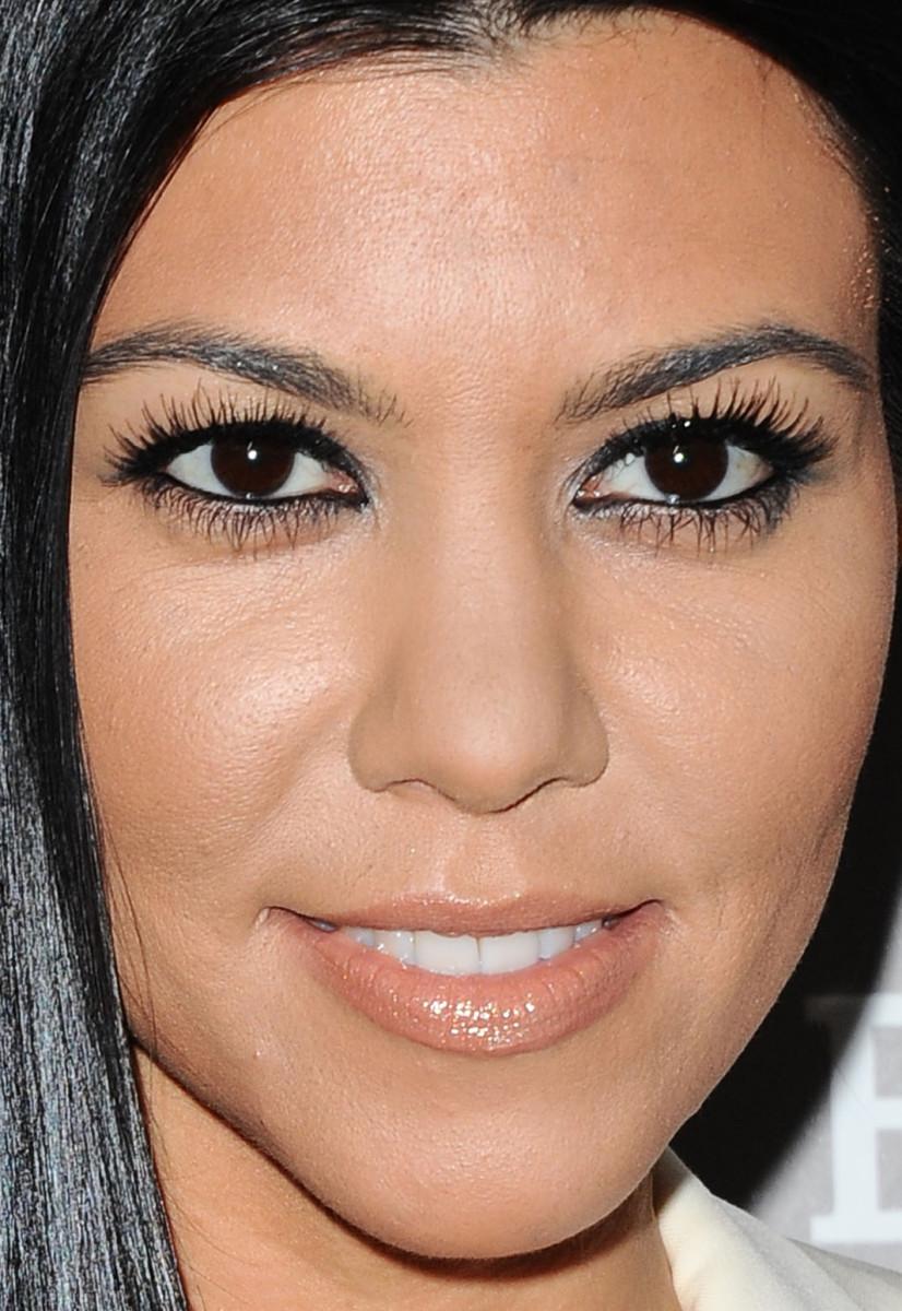 Kourtney Kardashian, Baby2Baby Gala, 2015