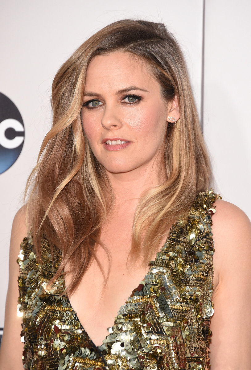 Alicia Silverstone, American Music Awards 2015