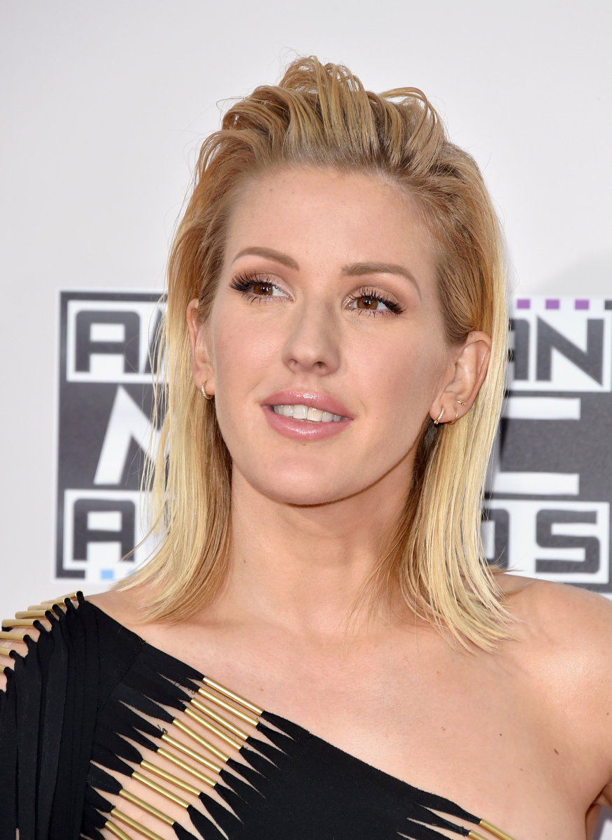 Ellie Goulding, American Music Awards 2015