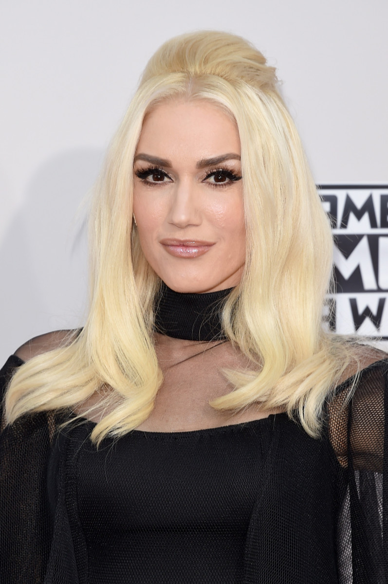Gwen Stefani, American Music Awards 2015