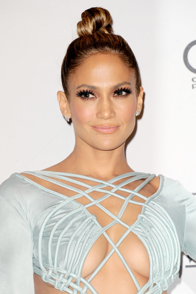 Jennifer Lopez, American Music Awards 2015
