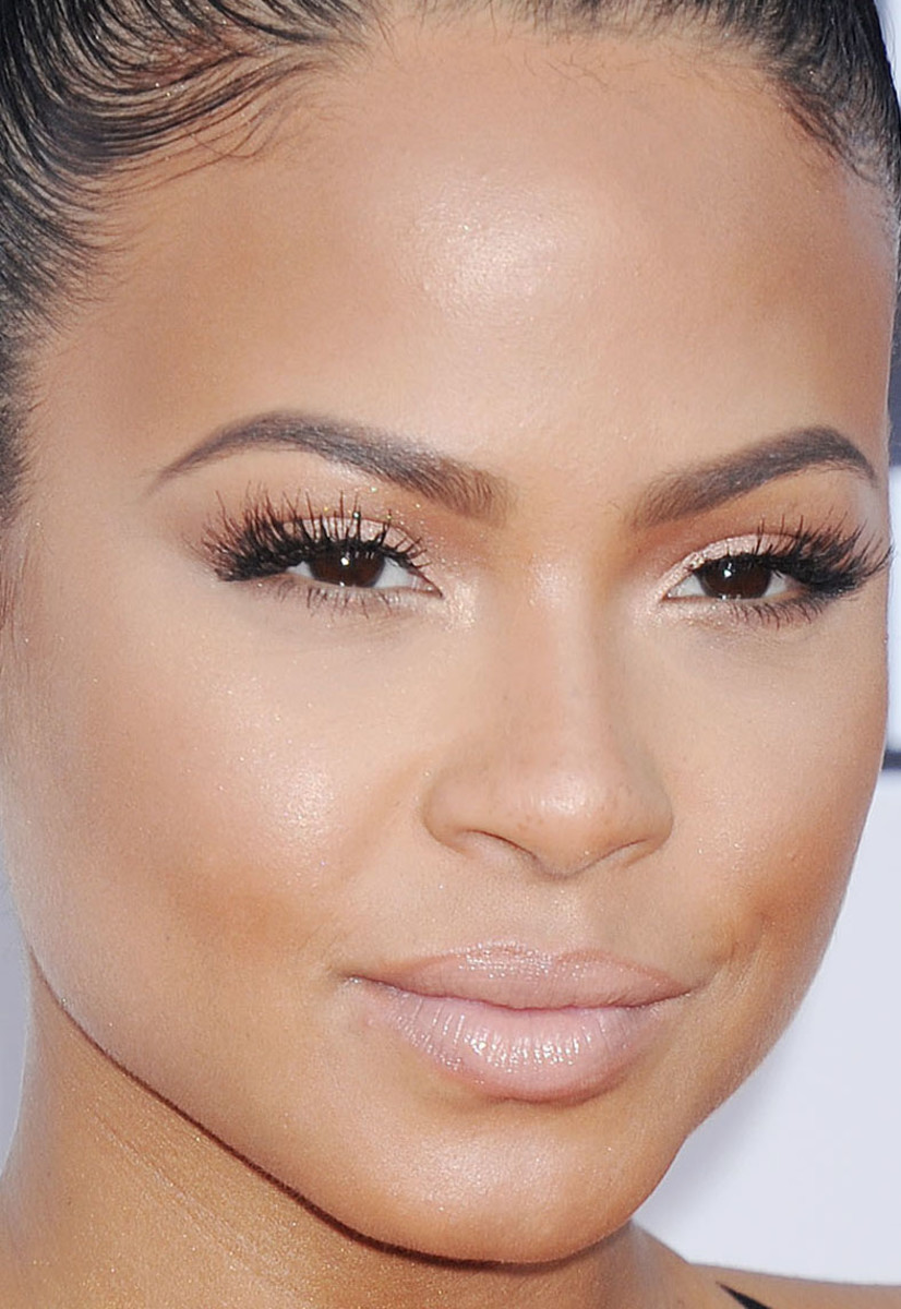Christina Milian, American Music Awards 2015