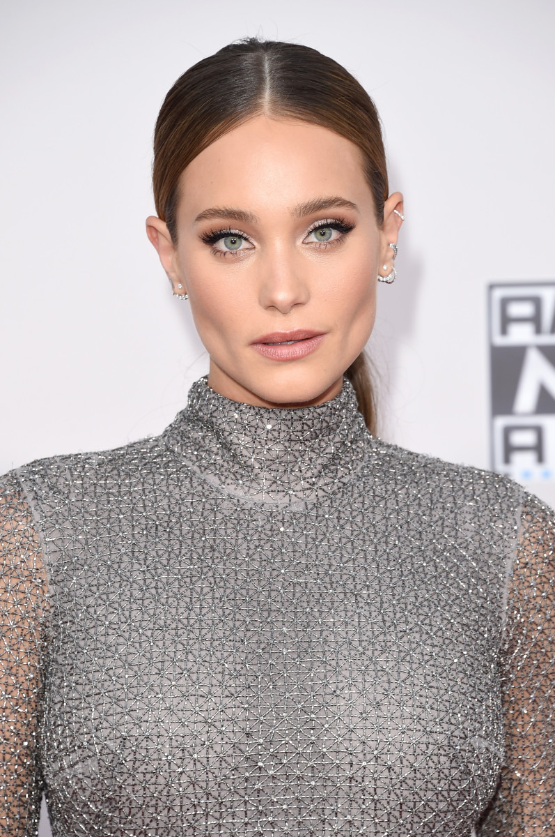 Hannah Davis, American Music Awards 2015