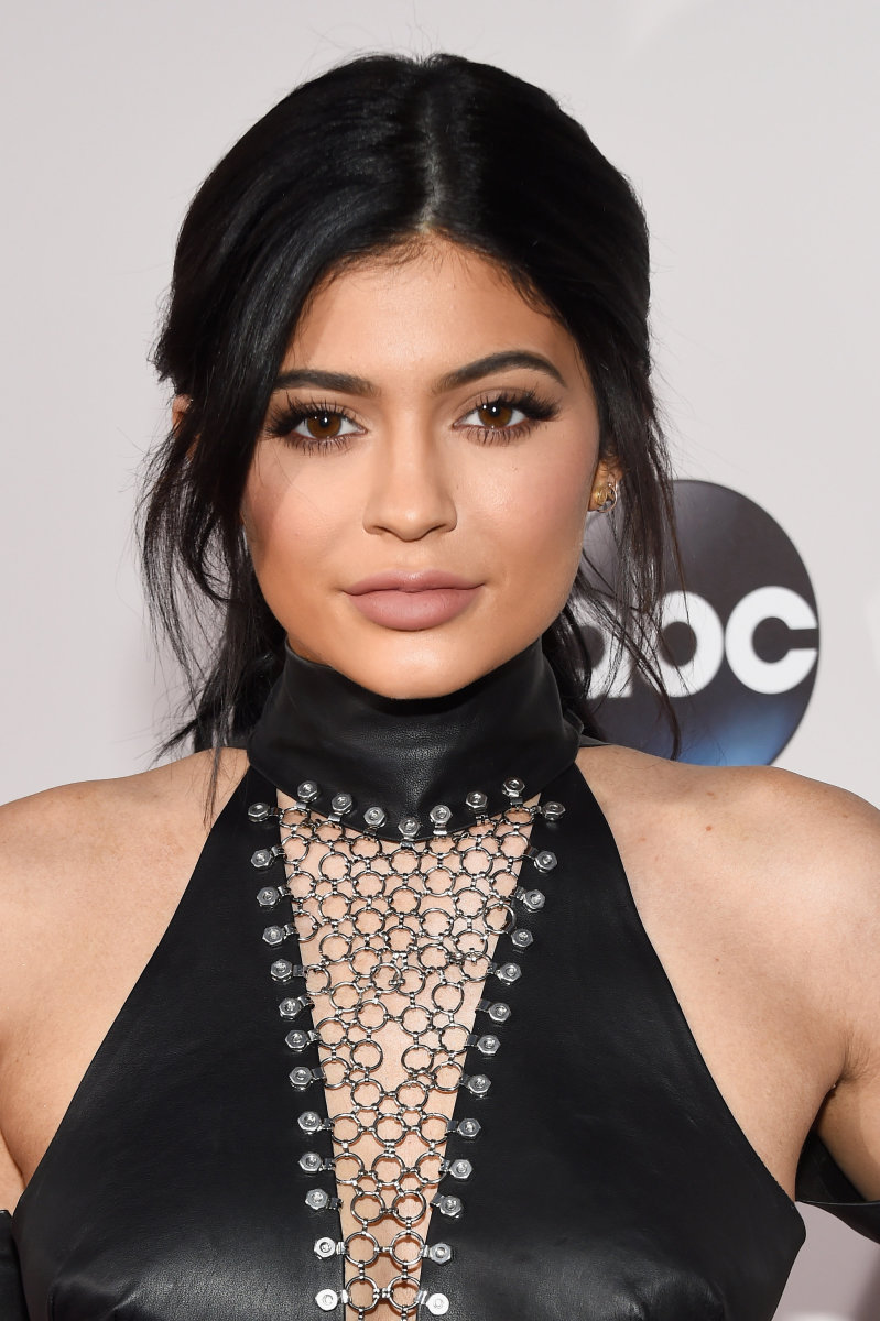 Kylie Jenner, American Music Awards 2015