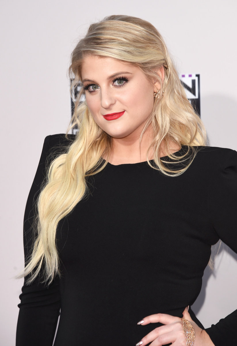 Meghan Trainor, American Music Awards 2015