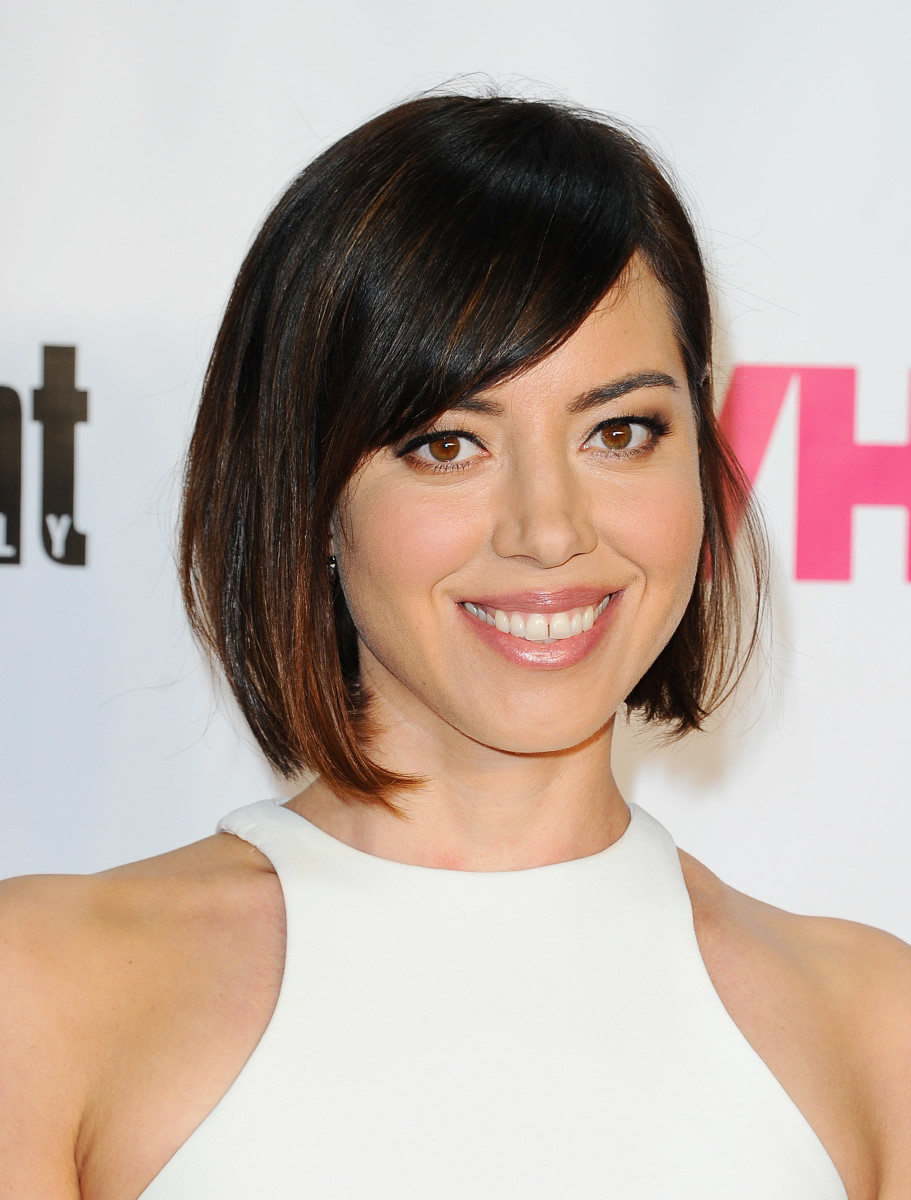 Aubrey Plaza, VH1 Big in 2015 With Entertainment Weekly Awards, 2015