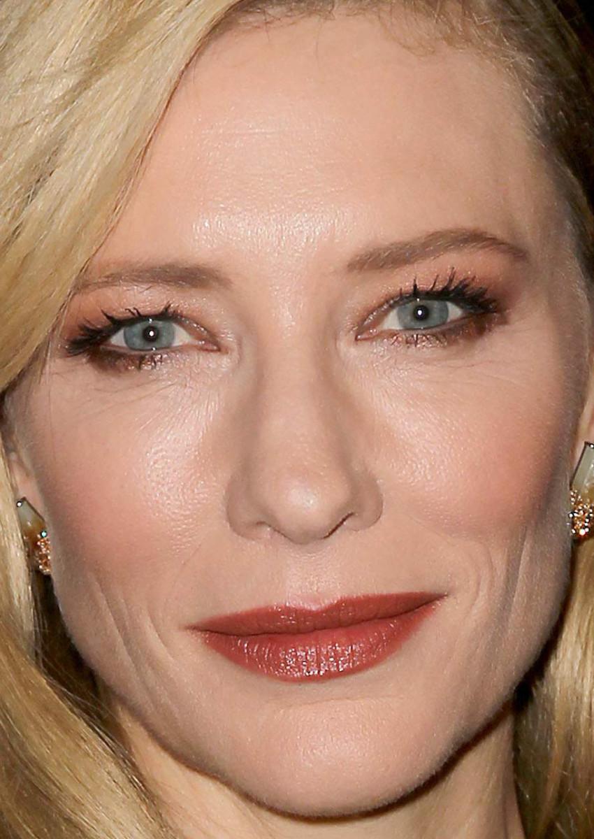 Cate Blanchett, Carol New York premiere, 2015