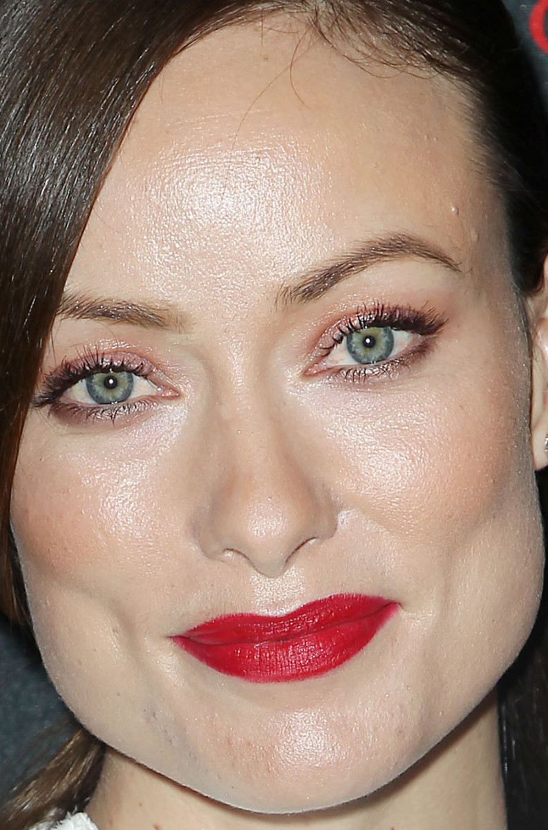 Olivia Wilde, Revlon Love is On Million Dollar Challenge celebration, 2015