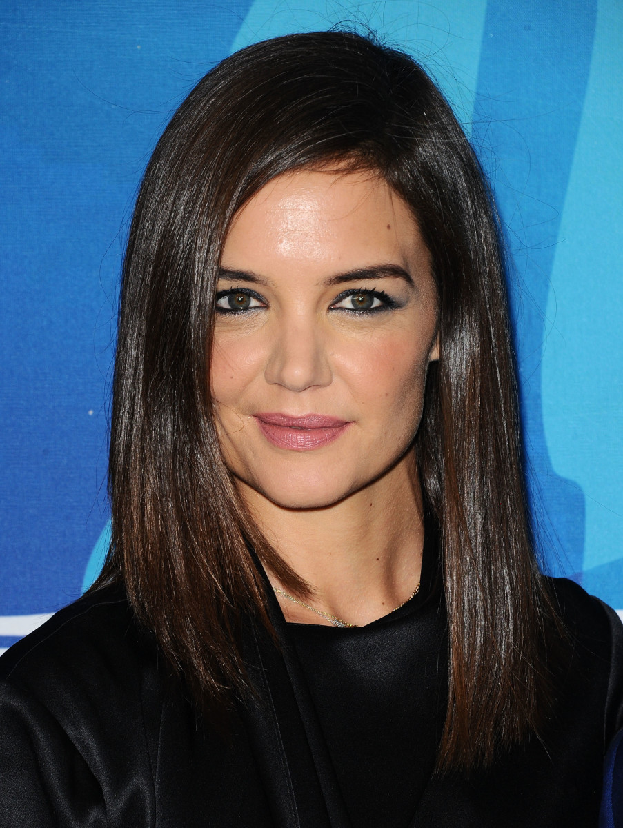 Katie Holmes, WWD and Variety's Stylemakers Event, 2015