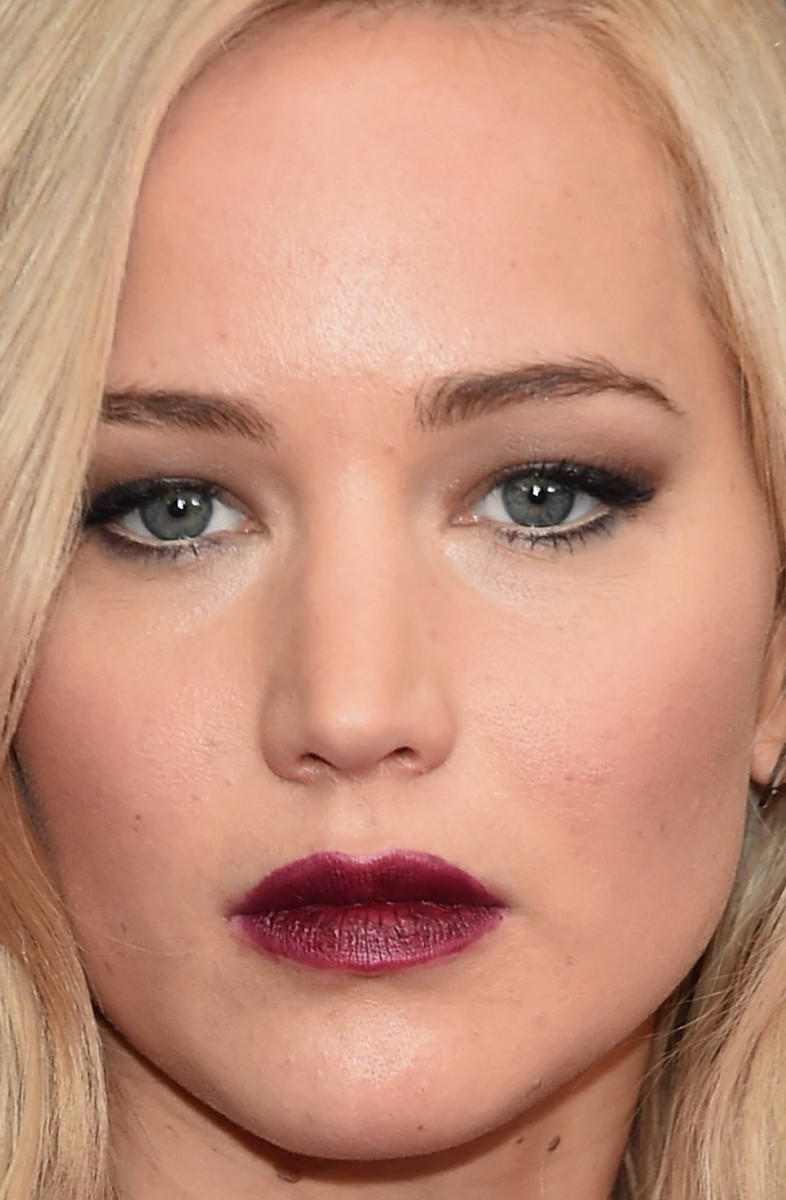 Jennifer Lawrence, The Hunger Games Mockingjay Part 2 New York premiere, 2015