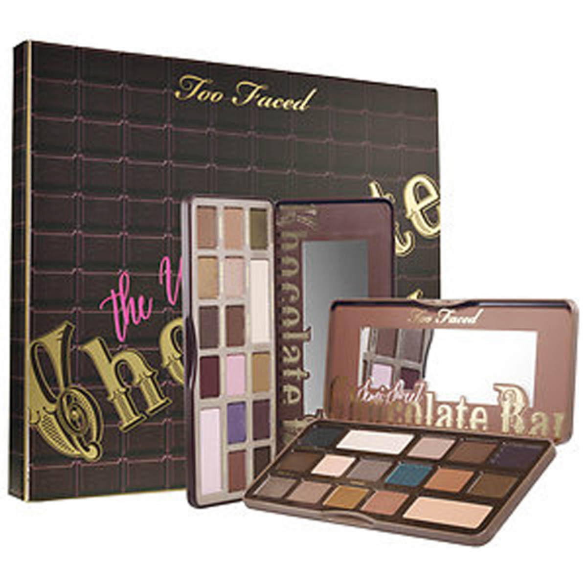 Too Faced Ultimate Chocolate Box