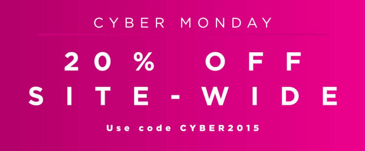 Sigma Beauty Cyber Monday 2015