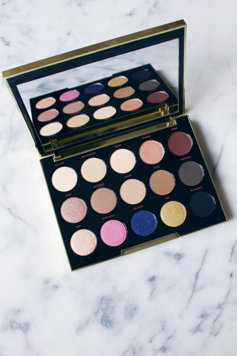 Urban Decay UD Gwen Stefani Eyeshadow Palette