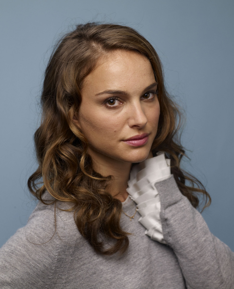 Natalie Portman, TIFF 2010 portrait
