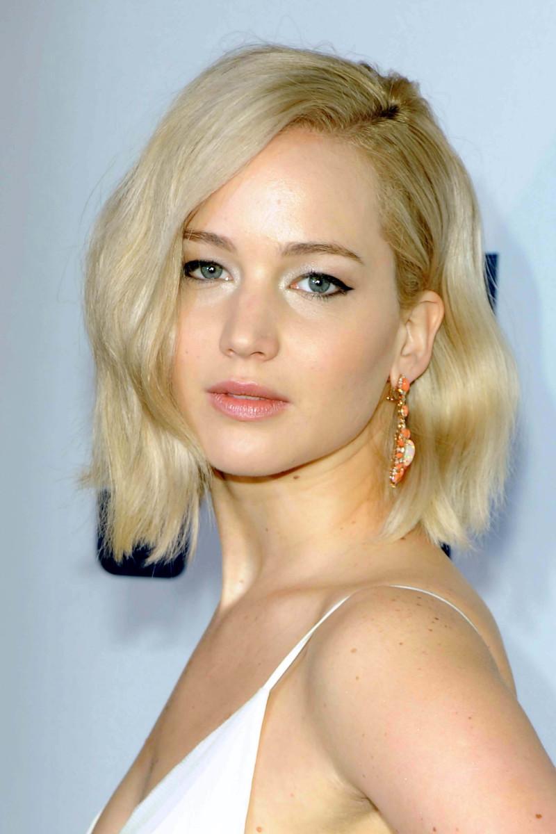 Jennifer Lawrence, Joy New York premiere, 2015