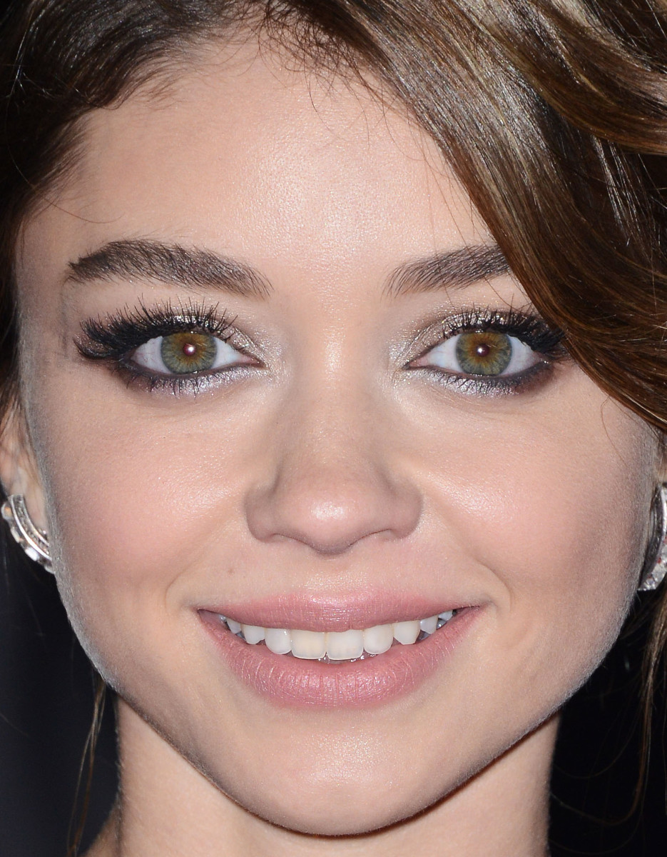 Sarah Hyland, Star Wars The Force Awakens Hollywood premiere, 2015