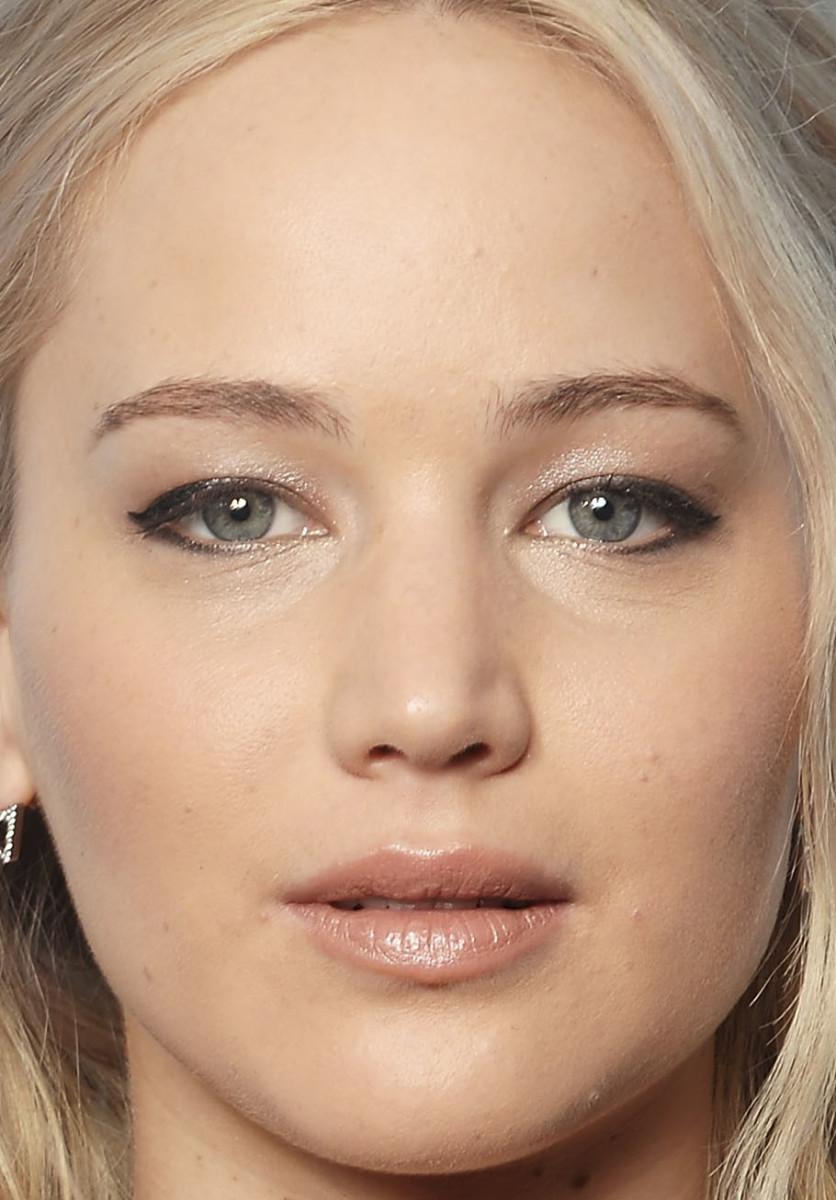 Jennifer Lawrence, Joy London screening, 2015