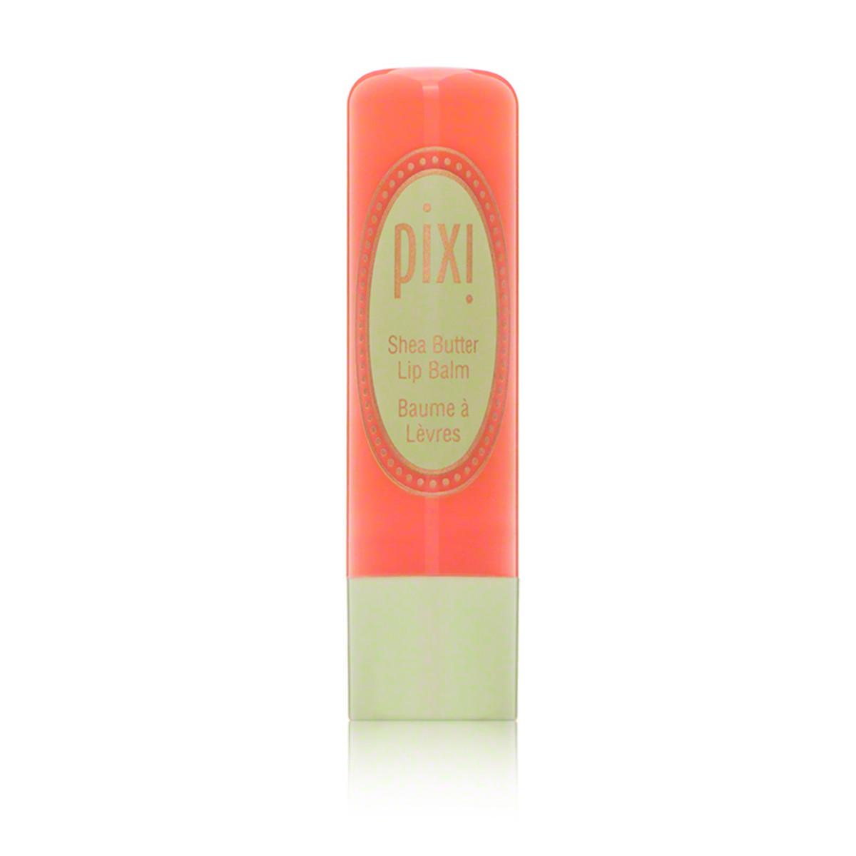 Pixi Shea Butter Lip Balm in Coral Crush