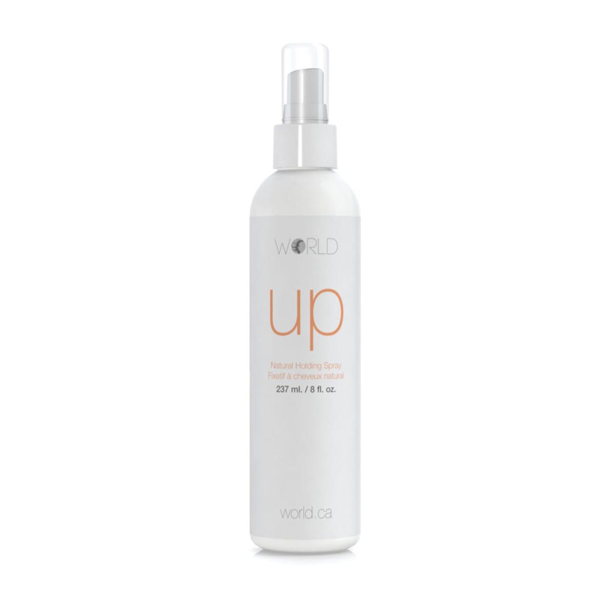 World Up Natural Holding Spray