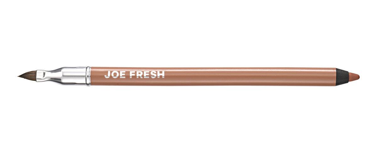 Joe Fresh Long Wear Lip Liner in Cool Nude
