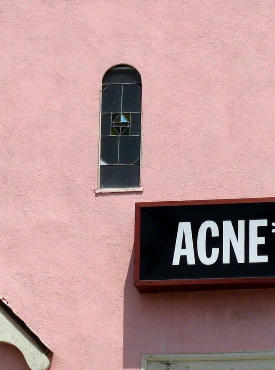 Acne under control